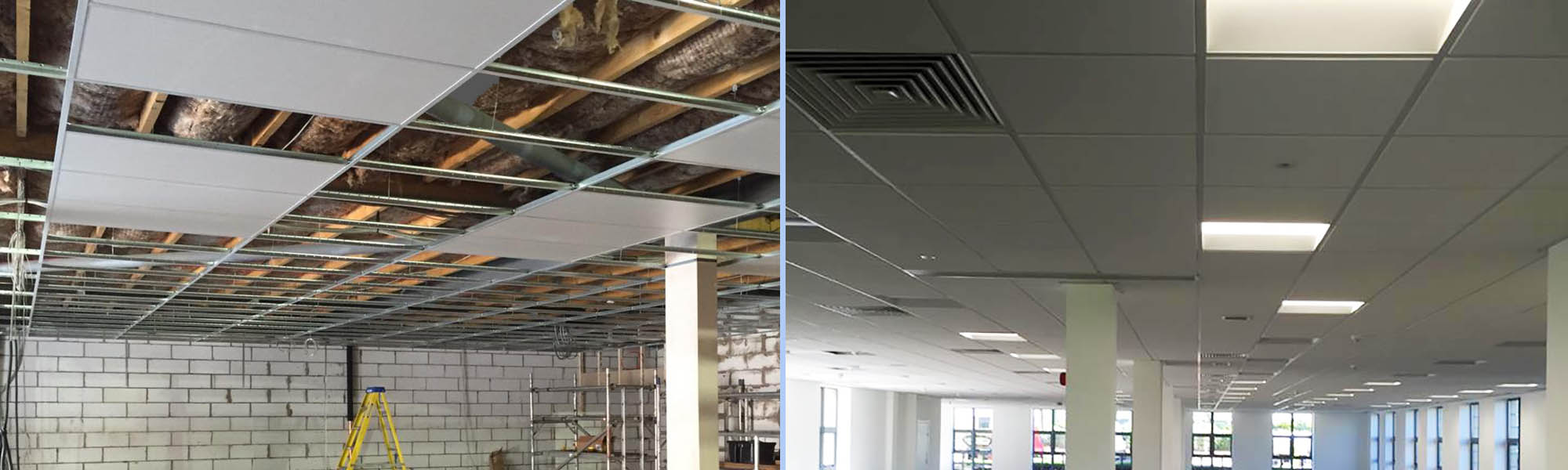 Suspended Ceiling Materials