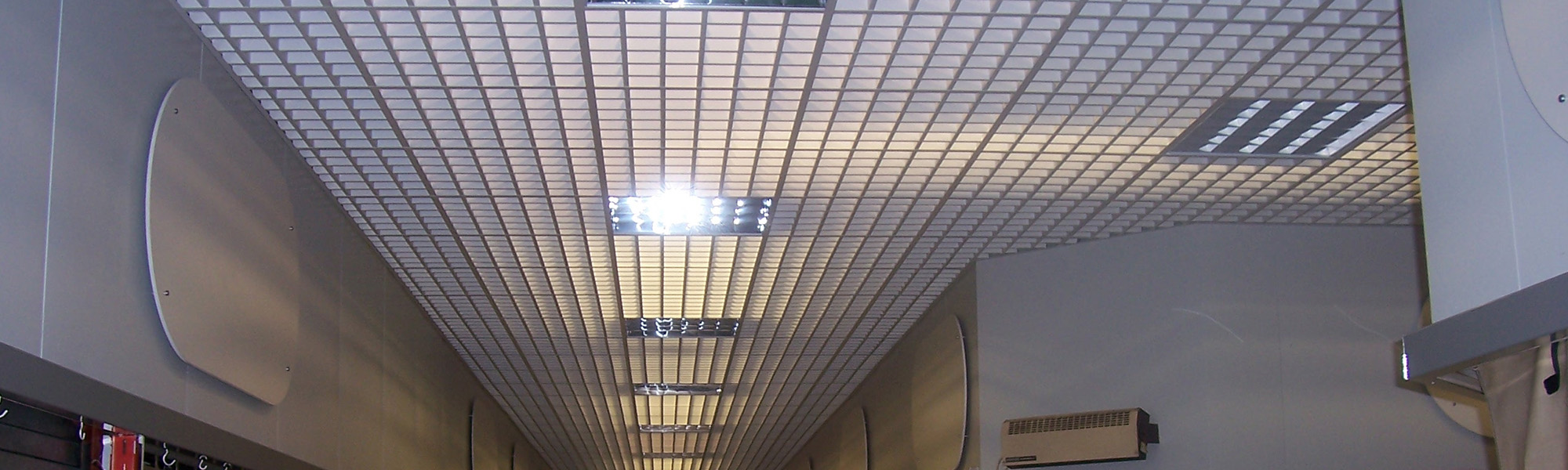 Suspended Ceilings, MF & Open Cell Ceilings – Arrow Ceilings Ltd